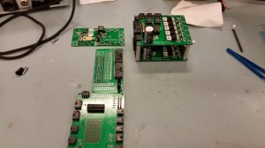 Fuel cell controller coming together