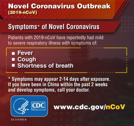 2019 Novel Coronavirus | Health Services | University of Arkansas ...
