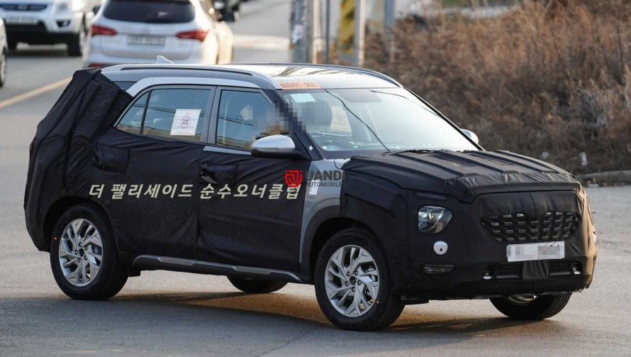 Hyundai Motor India Ltd. (HMIL), today unveiled the name of its upcoming 7 Seater Premium SUV – Hyundai ALCAZAR. Once after launch, the Premium SUV is going to compete with All-New TATA Safari, MG Hector and Mahindra XUV500.