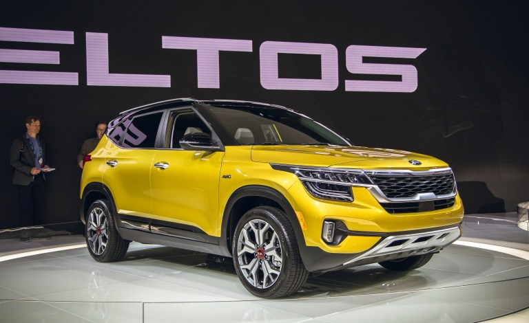 New KIA Seltos is doing well in the domestic market and is closely competing against its rival Hyundai Creta.