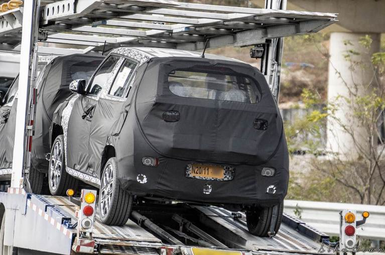 For quite some time Hyundai is testing a new micro SUV codenamed Hyundai AX1 in the home country. It is expected to be power by a 1.2-litre Petrol engine and will compete with Maruti Ignis and TATA HBX.