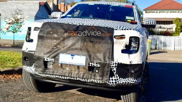 Next-Gen Ford Endeavour (Everest) is currently under testing, it is expected to get a 2.0-Liter twin-turbo engine generating 210PS of output.