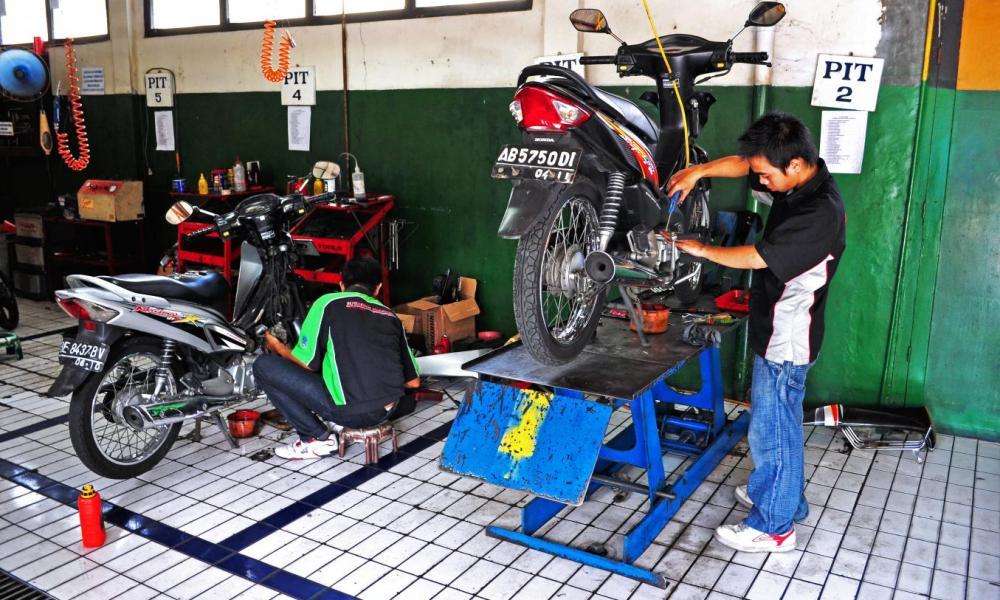 service-motor
