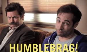 humblebragger