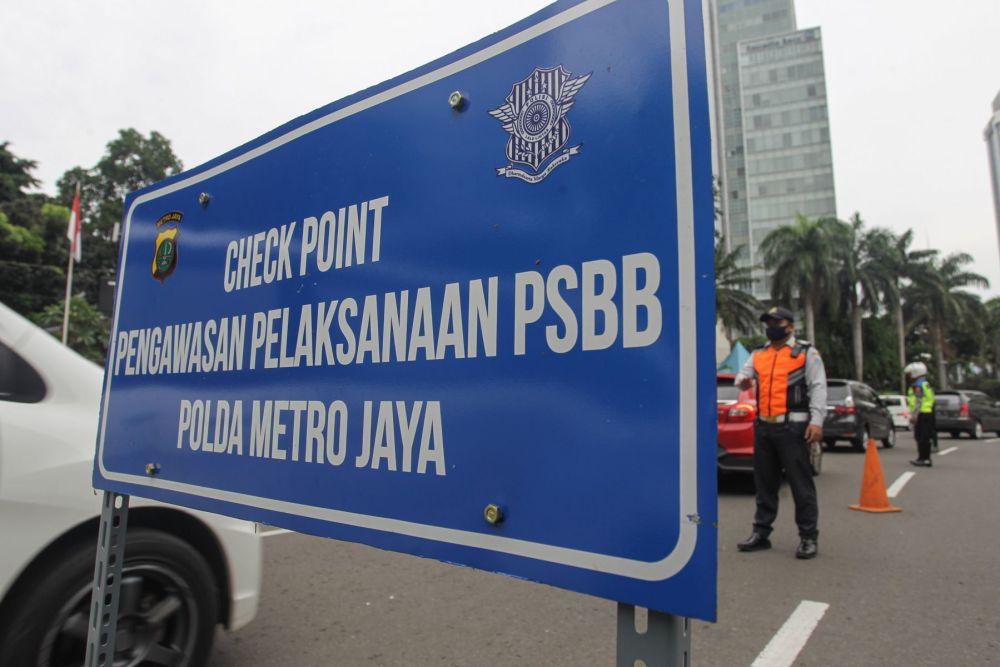 tahap pelonggaran PSBB
