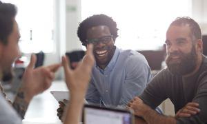 pembicaraan-di-kantor