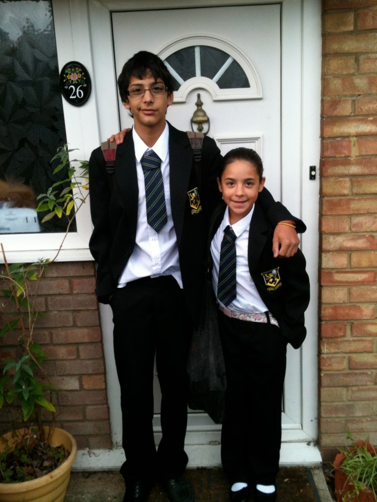 First Day of School-2011