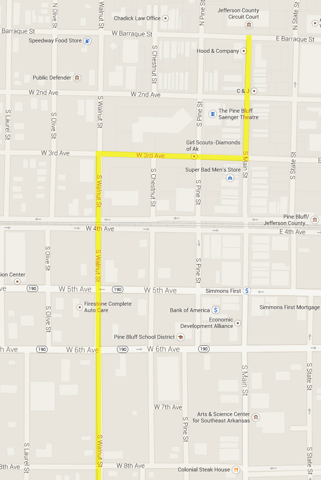 2014 Homecoming Parade applications available, new route