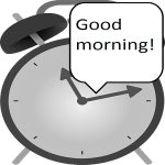 Speaking alarm clock v 1.9.26 APK