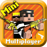 Cops N Robbers FPS Mini Game V5.3.0 MOD APK (Unlimited Money)
