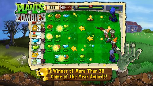 Plants Vs Zombies Free V2 1 00 Apk Mod Infinite Sun Coins Free Download 2