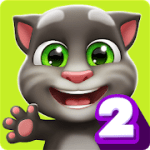 My Talking Tom 2 v1.0.1337.1843 + (Mod Money/Stars) download free
