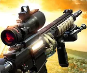 Black Battlefield Ops Gunship Sniper Shooting V1.1.3 + (Mod Money) Download Free