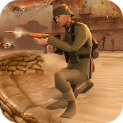 Call Of Army Duty WW2 Frontline Shooter V1.2.0 + (Mod Money) Download Free