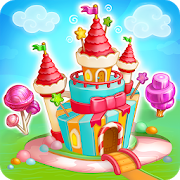 Candy Farm Magic Cake Town & Cookie Dragon Story V1.27 + (Unlimited Gems Coins) Download Free