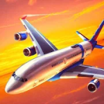 Flight Sim 2018 v1.2.1 + (Mod Money/Gold) download free