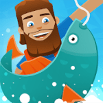 Hooked Inc Fisher Tycoon v1.5.2 + (Mod Money) download free