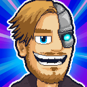 PewDiePie's Tuber Simulator V1.29.0 + (Mod Money Unlocked No ADS) Download Free