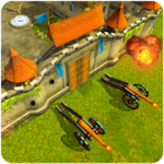 Castle Wall Defense: Fortress Fighting Hero v1.0.3 + (Mod Money) download free