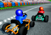 Rush Kart Racing 3D V4.0 + (Mod Money) Download Free