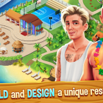 Starside Celebrity Resort v1.24 + МOD (Unlimited Coins/Life) download free