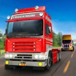 Truck Racing 2018 v2.6 + МOD (Free purchase) download free