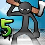 Anger of stick 5 : zombie v 1.1.6 Hack MOD APK (Money)