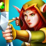 Defender Heroes: Castle Defense TD v 3.7 Hack MOD APK (1 HIT / Immortal / No Skill Cooldown)