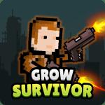 Grow Survivor – Dead Survival v 3.0 Hack MOD APK (Free Shopping)