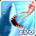 Hungry Shark Evolution v 5.9.6 Hack MOD APK (Infinite Coins / Massive Attack & More)