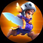 Nonstop Knight 2.5.0 APK + Hack MOD (Money)
