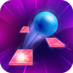 Beat Hopper: Bounce Ball to The Rhythm v 1.1.5 Hack MOD APK (Money)