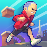 Smashing Rush : Parkour Action Run Game v 1.6.4 Hack MOD APK (Money)