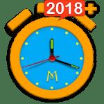 Alarm Clock & Timer & Stopwatch & Tasks & Contacts 5.8 APK Paid