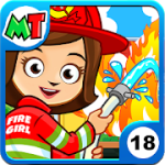My Town Fire station Rescue 1.22 APK