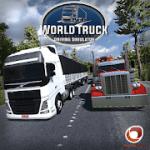 World Truck Driving Simulator v 1.021 Hack MOD APK (Money)