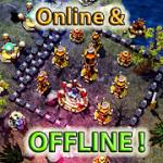 Clash Of Orcs City Building Defense War TD v 3.42 Hack MOD APK (Free Shopping)