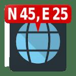 Map Coordinates 4.7.4 APK
