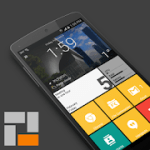 SquareHome 2 Launcher Windows style 1.7.7 APK Mod