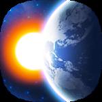 3D EARTH PRO local weather forecast & rain radar 1.1.0 APK Paid