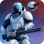 CyberSphere: SciFi Third Person Shooter v 1.9.3 Hack MOD APK (Money/ Free Shopping)
