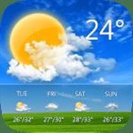GO Weather Widget, Theme, Wallpaper, Efficient 6.154 APK