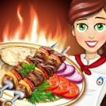 Kebab World – Cooking Game Chef v 1.10.0 Hack MOD APK (Money)