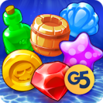 Download Pirates & Pearls: A Treasure Matching Puzzle v 1.5.600 Hack MOD APK (Money)