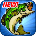Master Bass Angler: Free Fishing Game v 0.44.0 Hack MOD APK (Money)