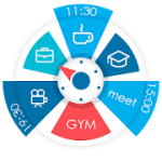 Sectograph. Planner & Time manager on clock widget 5.7.2 APK