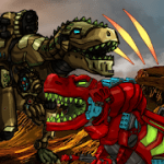 Dino Robot Battle Arena: Dinosaur game v 1.5.3 Hack MOD APK (Money)