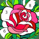 Happy Color – Color by Number v 2.2.1 Hack MOD APK (Unlimited Tips)