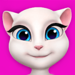 My Talking Angela v 4.0.1.235 Hack MOD APK (money)