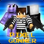 Pixel Gunner v 9.7 Hack MOD APK (Free Shopping)